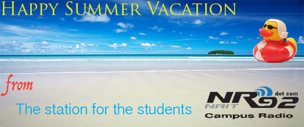 Levi NR92 Summer Vacation Banner